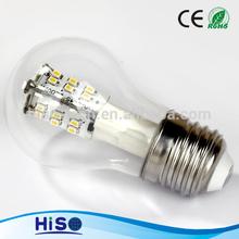 energy saving bulbs A60 5w e27 360 degree led bulb best choice to replace incandescent bulb