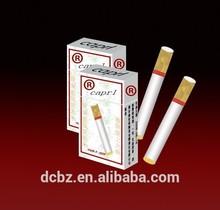 Paper cigarette case for cigarette printing pack