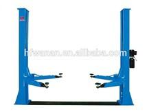 QJY3.0 2 Post Car Lift With One Hydraulic Cylinder