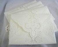 Rectangular paper lace doilies,colored paper doilies for home decoration