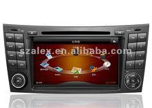 2 DIN Auto car radio for Mercedes Benz E class w211
