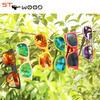 2015 New Custom bamboo and wood sunglasses China Wholesale