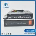 Receptor de satélite HD FTA ilink 210 receptor de satélite digital china