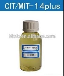 CMIT/MIT 14% used as Coatings , Adhesive, inks, paints addictives