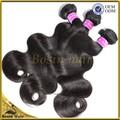 La Extensión de polu humano, 6a Virgen extensiones de cabello extensiones cabello libre de precios, paquetes del cabello humano de la virgen