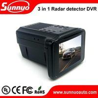 Design hot sale global used laser radar detector