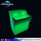 Led Light Illuminated Modern Home Mini Bar Counter Design For Sale