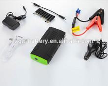 emergency starter pack/portable car jump starter/accumulators/air compressor