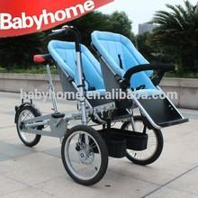 china wholesale EN1888 fashion mother baby stroller folding bike