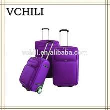 Factory Pretty Girls Purple Luggage