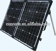 OEM 120w foldable solar panel --- Factory direct sale