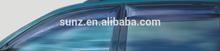Visera de la puerta para toyota ipsum 1996- lluvia escudo de viento shiled, guardia de la puerta, la guardia bonnet