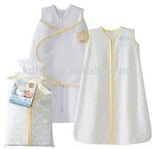 Hot Sales Factory Supply New Design Baby Muslin Lightweight Aden Anais Sleeping Bag Sleep Sack