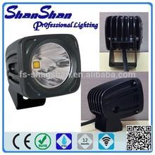 High power 25w mini moto atv led light motorcycle spot 4inch work lamp