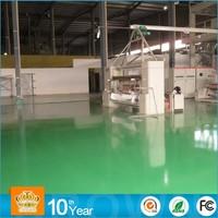 Dust Proof Stone Hard anti-static epoxy floor coating for Industry