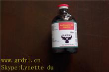 Veterinary Use Antibiotic Norfloxacin 15% injection for animals