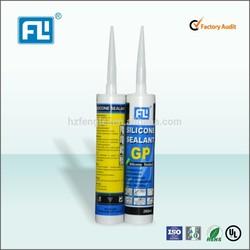 window glass acetic silicone sealant 300ml