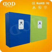 2012 Newest 12v 24v 48v solar charge controller batteries charger