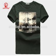 Diy t shirt for men round neck microfiber t-shirt offer designer help