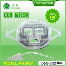 perfect design popular pdt led light facial massage price