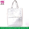 colored printing reusable grocery tote bag nonwoven