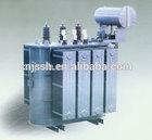 500KVA 11/0.4KV 3 phase oil immersed transformers