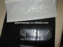 Self-Adhesive aluminium surfaced bitumen backed sealing strip