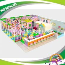 HSZ-KTBC510 indoor maze, plastic toy house used amusement park games for indoor maze