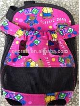 QQ04 Small fashion folding pet carrier & iata pet carrier & pet travel carriers