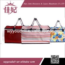 mesh folding wire laundry basket,hidden golf bag beverage cooler,easy to carry ice bag