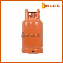 12.5KG Orange Nigeria LPG Gas Cylinder