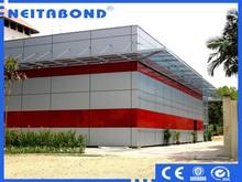 PVDF/PE aluminum compsite panel/cladding/ACP