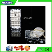 New design Transparency PC Ice cube phone case, wholesale for i5/i5s/i6 custom back cover case