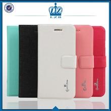 2014 LZB Oracle bone grain series hot sale mobile phone case,for samsung galaxy trend II s7898 flip leather case