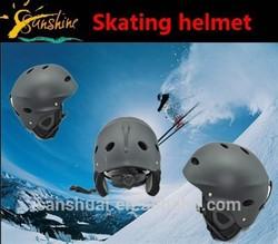 open face helmet for snow-ski