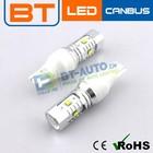 High Qulity Led T10 Auto Led Fog Light Auto/Car/Vehicle Led Fog Light 25W T15 Car Led Reversing Lamp