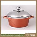 2014 nuevo diseño de olla caliente para la venta
