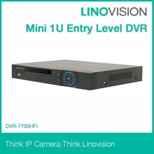 Mini 1U Entry Level Full 960H DVR with 1xHDMI and max 1 HDD