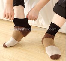 OEM Wholesale Quality Casual Sock Comfort Men Cotton Hosiery