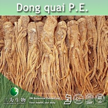 Dong quai P.E. / Dong quai Powder Extract / Dong quai Extract (100% Natural Chinese Herb)