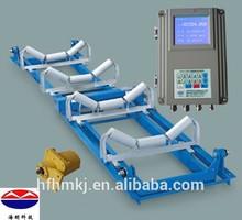 Maintenance Friendly conveyor belt weighing system