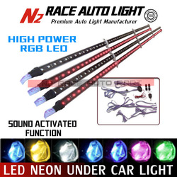 2014 new arrival led strips/led flexible strip light car/led car neon light