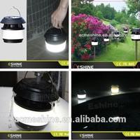Portable solar garden light holder, outdoor solar lighting with light sensor