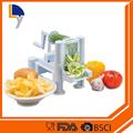 A melhor venda super qualidade popular preço do competidor plástico triturador de legumes