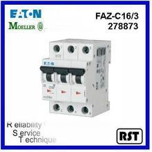 FAZ-C16/3 C CURVE 16A 3POLE MINIATURE CIRCUIT BREAKER