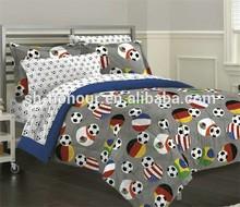 printed children quilt/bedspread