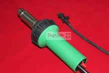 Hot air gun for wrapping pvc foil equipment