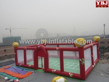 2014 new inflatable tennis court