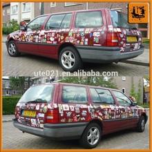 decorative car sticker at ex-factory