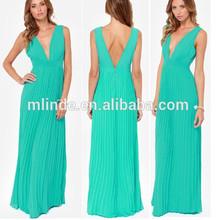 Vestido ocasional de la mujer / hawaiano vestido de mujer / mujer vestido de fabricante